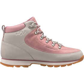Helly Hansen The Forester Schoenen Dames, silver cloud/bridal rose/white sand